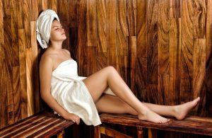 Hotels met Sauna