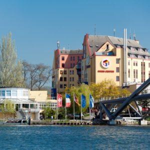 Best Western Hotel Dreiländerbrücke