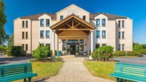 Best Western Hotel Grand Parc marne la vallée