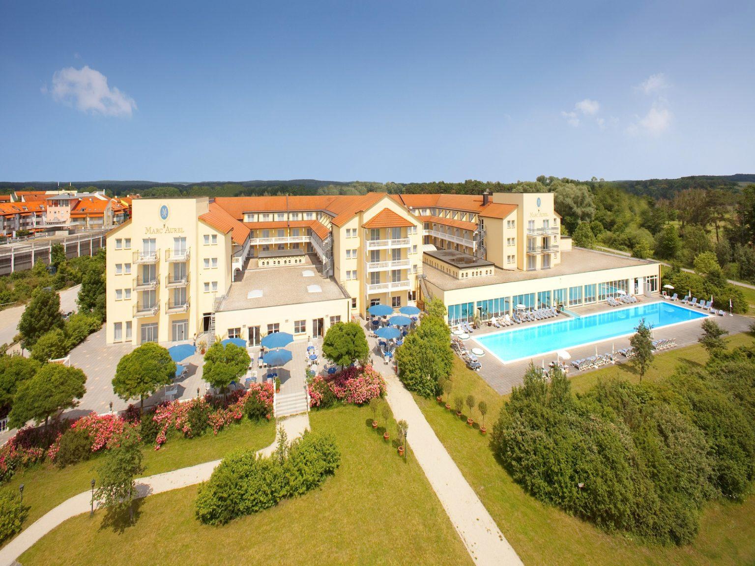 Dorint Marc Aurel Resort Bad Gögging