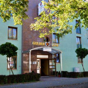 Golden Leaf Hotel Perlach Allee Hof