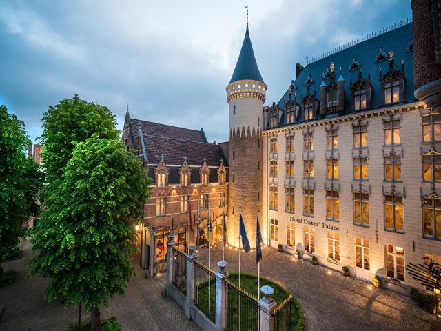 Hotel Dukes' Palace Bruges