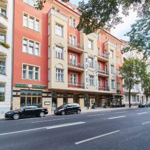 Hotel Europa City