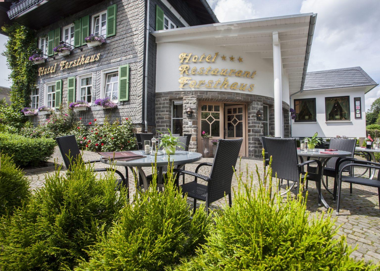 Hotel Forsthaus Winterberg