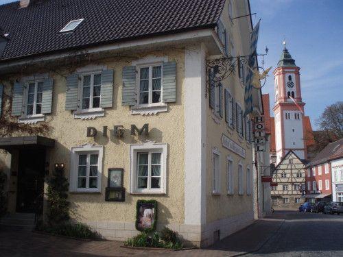 Hotel Gasthof Diem