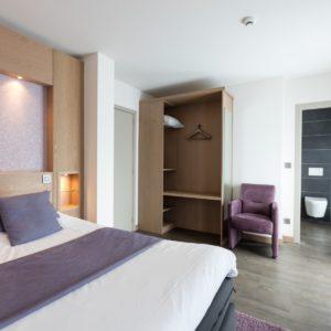 Hotel - La Grande Cure