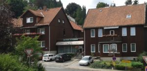 Hotel-Pension Am Kurmittelhaus