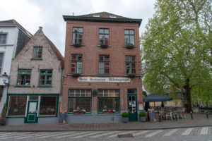 Hotel Uilenspiegel Brugge
