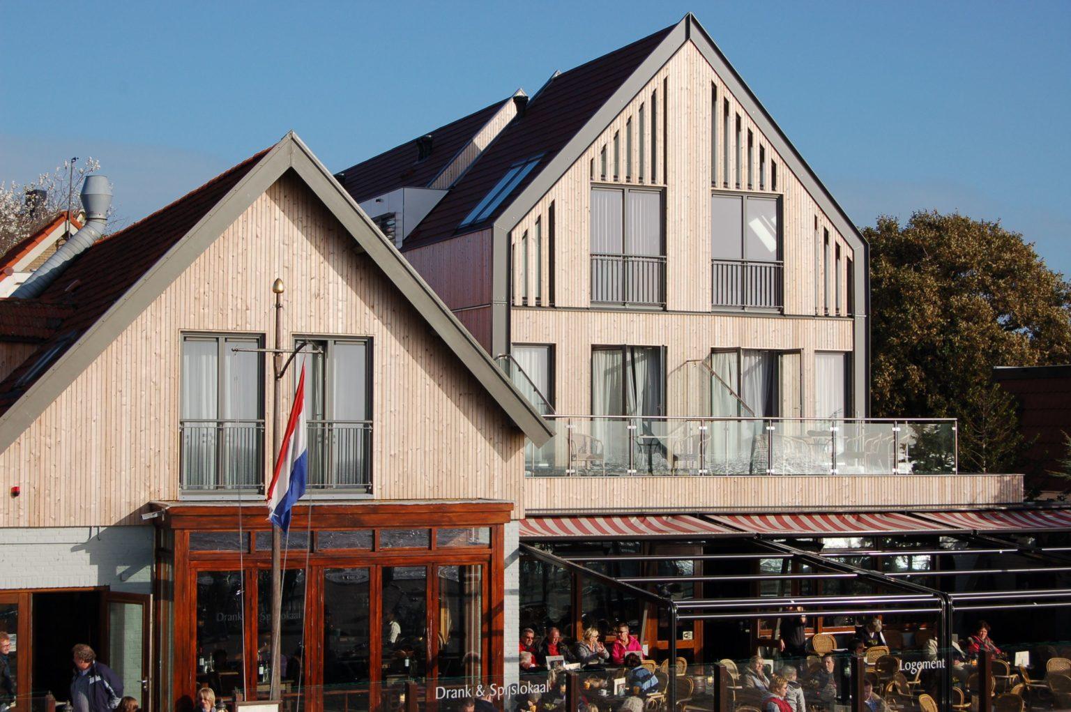 Hotel Zeezicht Vlieland