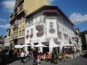 Hotel am Markt Bacharach