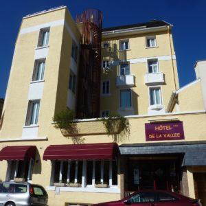 Hotel de la Vallee