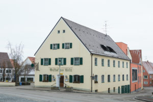 Hotel und Gasthof zum Hirsch