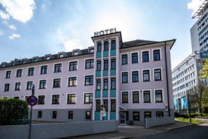 Kempe New Work Hotel Essen