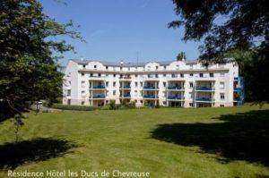Residence Hotel Les Ducs de Chevreuse