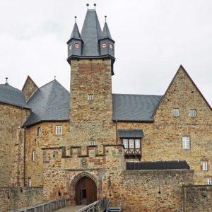 Schloss Spangenberg