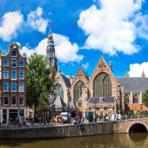 Secret Hotel Omgeving Amsterdam