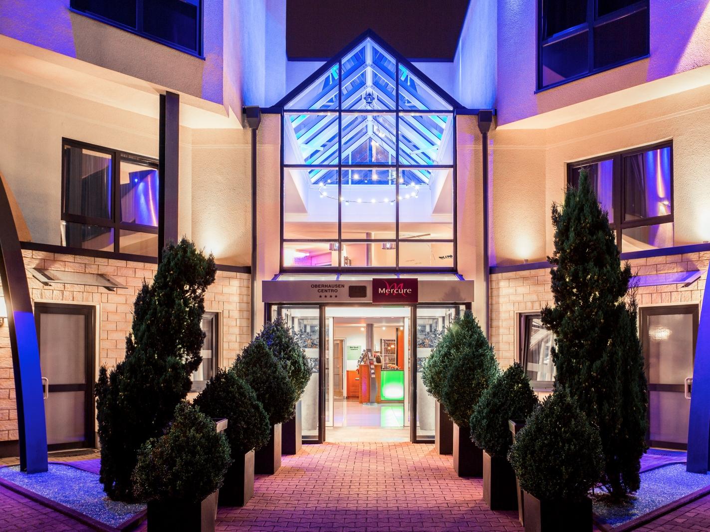 Select Hotel Oberhausen am Centro