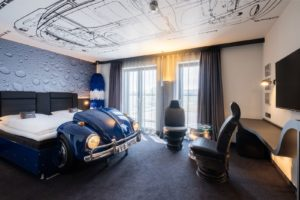V8 Hotel Köln @ Motorworld