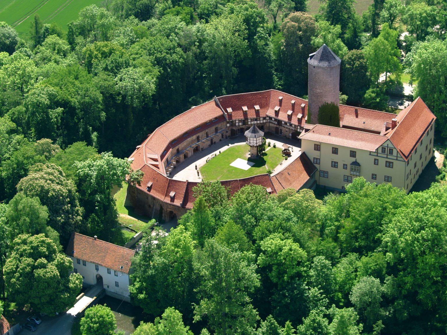Wasserschloss Westerburg